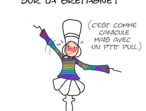 Carnets de Vacances en Bretagne épisode 1